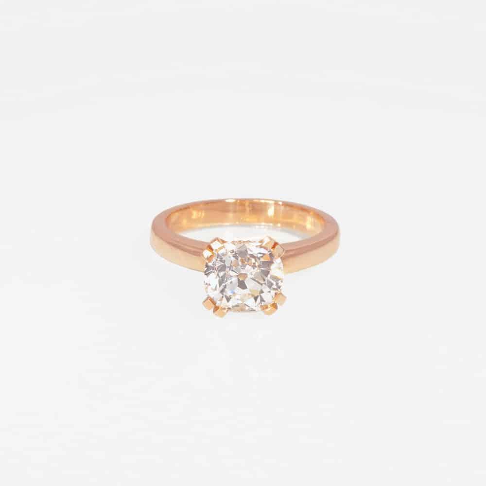 Diamantringe nachhaltig und fairtrade aus der Schweiz kaufen